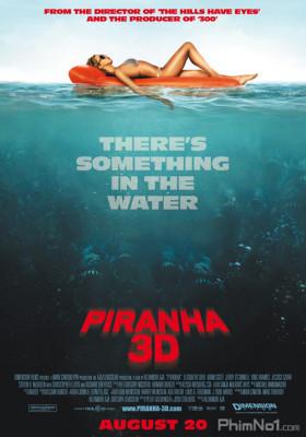 Phim Cá Hổ Ăn Thịt Người - Piranha 3D (2010)