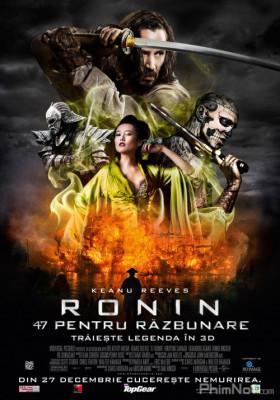Phim 47 Lãng Nhân - 47 Ronin (2013)