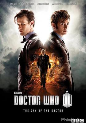 Phim Bác Sĩ Vô Danh: Một Ngày Của Bác Sĩ - Doctor Who: The Day of the Doctor (2013)