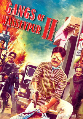 Phim Giang Hồ Ấn Độ 2 - Gangs of Wasseypur 2 (2012)