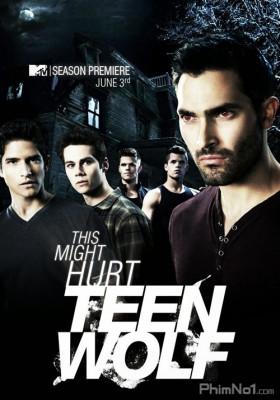 Phim Người Sói Teen: Phần 3 - Teen Wolf Season 3 (2013)