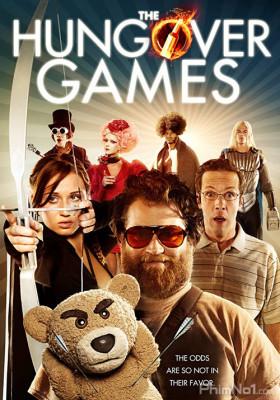 Phim Đấu Trường Say Xỉn - The Hungover Games (2014)