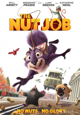 Phim Phi Vụ Hạt Dẻ - The Nut Job (2014)