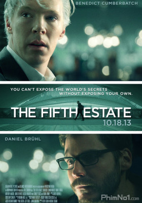 Phim Quyền Lực Thứ 5 - The Fifth Estate (2013)