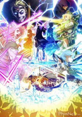 Phim Sword Art Online: Alicization - War of Underworld 2nd Season - Sword Art Online Alicization War of Underworld Part 2 (2020)