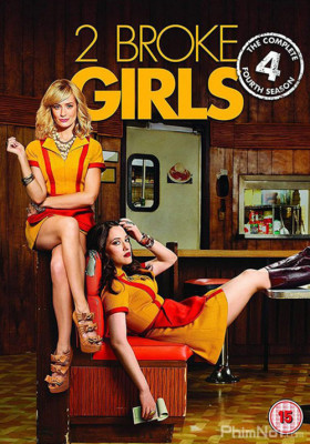 Phim 2 Nàng Bá Đạo: Phần 4 - 2 Broke Girls Season 4 (2014)