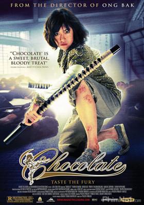 Phim Quyền Cước Thượng Đẳng - Chocolate (2008)
