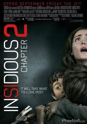 Phim Quỷ Quyệt 2 - Insidious: Chapter 2 (2013)