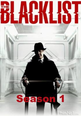 Phim Danh Sách Đen: Phần 1 - The Blacklist Season 1 (2013)