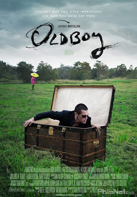 Phim Trai Già - Oldboy (2013)