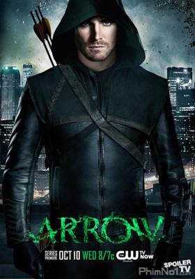 Phim Mũi Tên Xanh: Phần 1 - Arrow Season 1 (2012)