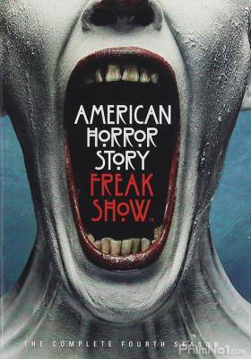 Phim Câu Chuyện Kinh Dị Mỹ 4: Gánh Xiếc Quái Dị - American Horror Story Season 4: Freak Show (2014)