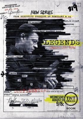 Phim Nằm Vùng: Phần 1 - Legends Season 1 (2014)