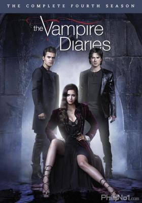 Phim Nhật ký Ma Cà Rồng: Phần 4 - The Vampire Diaries Season 4 (2012)