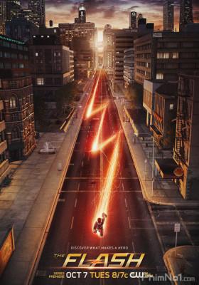 Phim Người Hùng Tia Chớp: Phần 1 - The Flash Season 1 (2014)