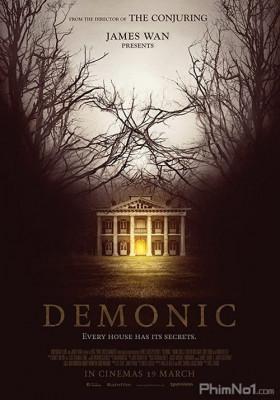 Phim Oan Hồn (Ngôi Nhà Ma) - Demonic (2015)