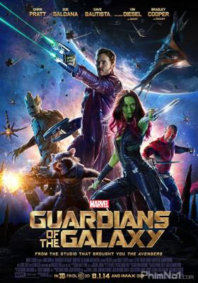 Phim Vệ Binh Dải Ngân Hà - Guardians of the Galaxy (2014)