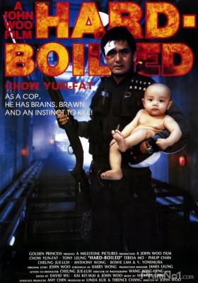 Phim Lạt Thủ Thần Thám - Hard Boiled (1992)