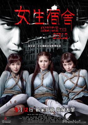 Phim Trường Học Kinh Hoàng - Inside the Girls (2014)