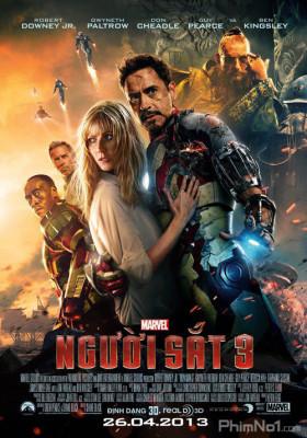 Phim Người Sắt 3 - Iron Man 3 (2013)
