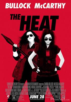 Phim Cuộc Chiến Nảy Lửa - The Heat (2013)