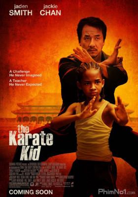 Phim Cậu Bé Karate - The Karate Kid (2010)