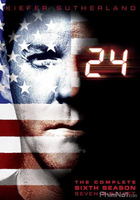 Phim 24 Giờ Chống Khủng Bố: Phần 6 - 24 Season 6 (2007)