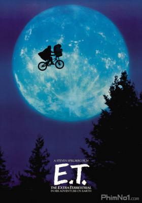Phim Cậu Bé Ngoài Hành Tinh - E.T. the Extra-Terrestrial (1982)