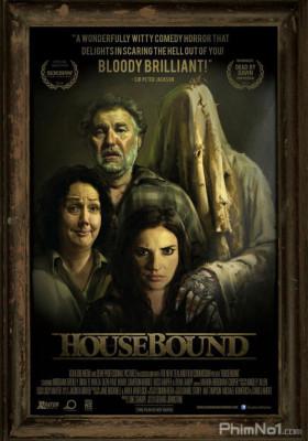 Phim Ra Khỏi Nhà - Housebound (2014)