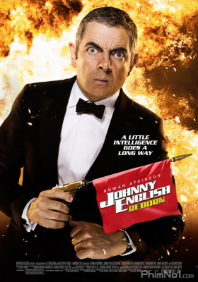 Phim Điệp Viên Không Không Thấy 2: Tái Xuất - Johnny English Reborn (2011)