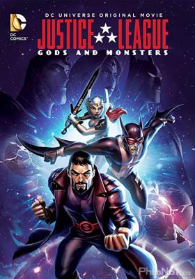 Phim Liên Minh Công Lý: Thiên Thần Và Quỷ Dữ - Justice League: Gods and Monsters (2015)