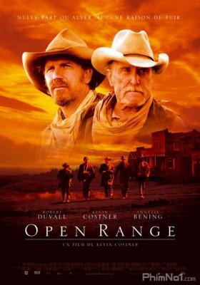Phim Cao Bồi Viễn Tây - Open Range (2003)
