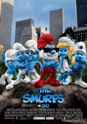Phim Xì Trum - The Smurfs (2011)