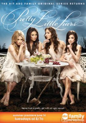 Phim Những Thiên Thần Nói Dối: Phần 2 - Pretty Little Liars Season 2 (2011)