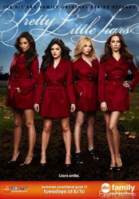Phim Những Thiên Thần Nói Dối: Phần 4 - Pretty Little Liars Season 4 (2013)