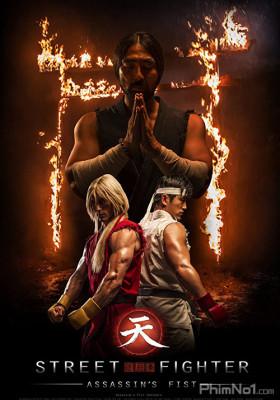 Phim Chiến Binh Đường Phố: Nắm Đấm Của Sát Thủ - Street Fighter: Assassin's Fist (2014)