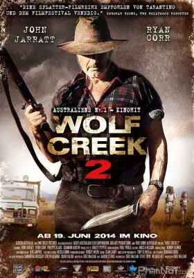 Phim Thung Lũng Sói 2 - Wolf Creek 2 (2013)