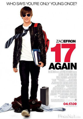 Phim Trở Lại Tuổi 17 - 17 Again (2009)