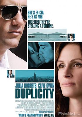 Phim Trò Chơi Hai Mặt - Duplicity (2009)