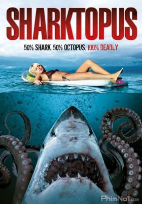 Phim Cá Mập Lên Bờ - Sharktopus (2010)