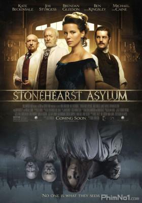 Phim Bệnh Viện Ma Ám - Stonehearst Asylum (Eliza Graves) (2014)
