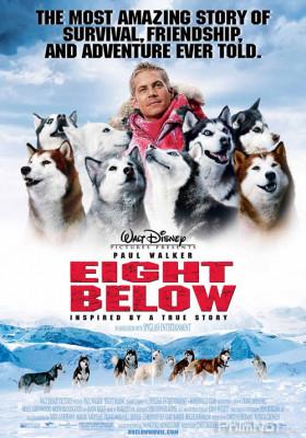 Phim Âm Tám Độ - Eight Below (2006)