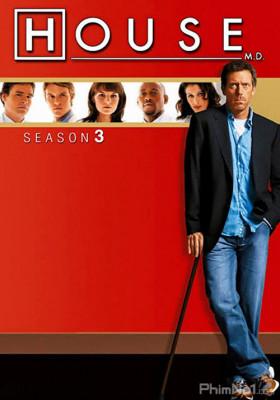 Phim Bác Sĩ House: Phần 3 - House M.D. Season 3 (2007)