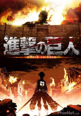 Phim Shingeki no Kyojin Season 1 - Attack on Titan Season 1 (2013)