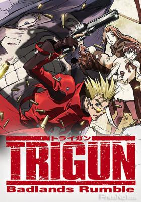 Phim Đội Săn Tội Phạm - Trigun: Badlands Rumble (2010)