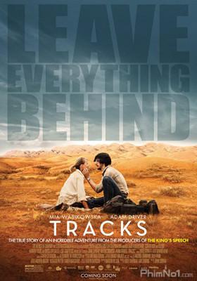 Phim Dấu Chân Hành Trình - Tracks (2013)