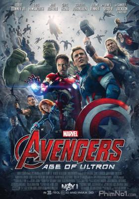 Phim Biệt Đội Siêu Anh Hùng 2: Đế Chế Ultron - Avengers: Age of Ultron (2015)