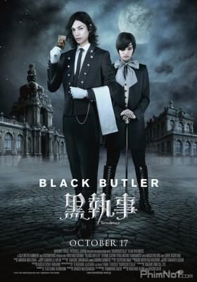 Phim Hắc Quản Gia - Black Butler (2014)