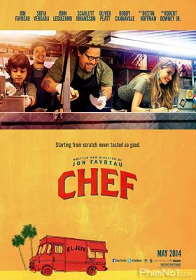 Phim Siêu Đầu Bếp - Chef (2014)