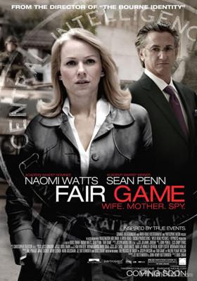 Phim Trò Chơi Công Bằng - Fair Game (2010)